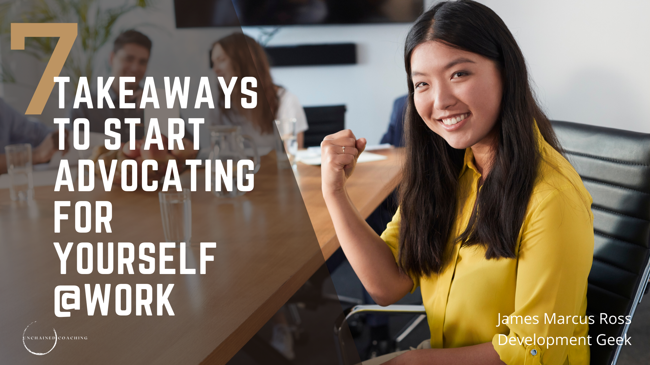 7 Takeaways To Start Advocating For Yourself